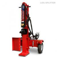 3 Position Woods Log Splitter , Hydraulic Firewood Splitter With Auto - Return Control Valve Manufactures