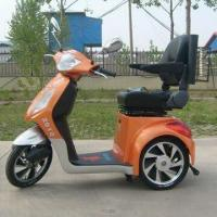 Electric Mobility Scooter, 110/220V AC, 50/60Hz Input Voltage, Suitable for Old/Handicapped People Manufactures