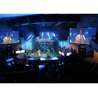 Zero Maintenance HD P3 Led Stage Screen Rental Slim And Light High Contrast Manufactures