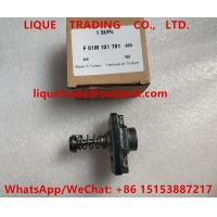 China BOSCH Genuine cylinder head F01M101781 , F 01M 101 781 for common rail fuel pump on sale