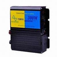 300W Pure Sine Wave Inverter with 50/60Hz Frequency and 600W Output Power Manufactures