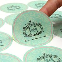 China Eco Friendly Waterproof Self Adhesive Printable Labels For Cosmetic Products on sale