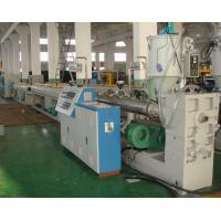China Water Pipe PVC Pipe Extrusion Line on sale