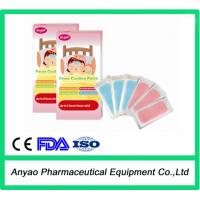 China cooling gel sheet/cooling gel patch for baby on sale