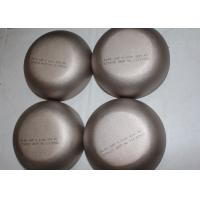 Buy cheap Cold Drawn Forged Alloy Cap 6 - 800mm Outer Diameter With Welding Connection from wholesalers