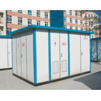 7.2KV Single Phase Power Transformer , 300KVA Combined Transformer Substation Manufactures