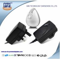 3 PIN 18W 1.5A 12v power adapter , ac dc power adapter for Indoor Purifier Manufactures