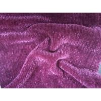 Rich look with velvet appearance fancy knitting chenille yarn with silver shinning for 3GG 5GG Manufactures