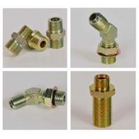 steel hydraulic nut tube fittings Manufactures