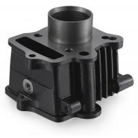 DY50--50cc Black Motorcycle 4 Stroke Cylinder Air Cooled Mode , 39mm Bore Diameter Manufactures