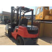 Used Toyota Forklift With Bale Clamp Hot For Sale in China , Toyota Forklift Japan Deisel Manufactures