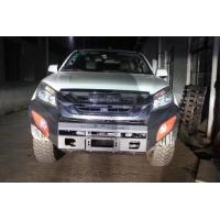 OEM Top Quality Steel / Aluminum front bumper 4x4 offroad bull bar spider type for ISUZU D-MAX Manufactures