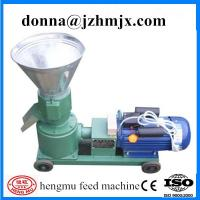 CE approved and easy control high performance pelleting machine Manufactures
