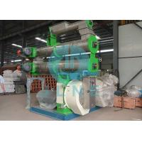 Sinking Automatic Fish Feed Making Machine with Double Layer Conditioner for sale