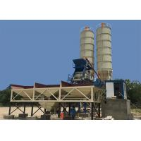 China Stationary Concrete Batch Plant 25M3 Small Precast Concrete Mixing Equipment on sale