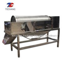 Small Trommel Screen Equipment , Space Saving Rotary Sand Sieving Machine Manufactures