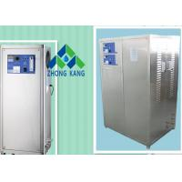 Buy cheap Reliable And Cost Effective Corona Ozone Generator Use In Leading Bottled Water Factories from wholesalers