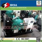 24/30 KVA Open / Silent Cummins Engine Diesel Generator Set Manufactures