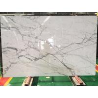 Italy calacatta extra white marble slab 2 cm  natural stone slab Manufactures