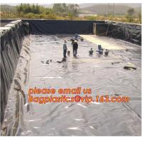 0.8mm pond liner hdpe fish pond geomembrane,Composite Geomembrane for fishing