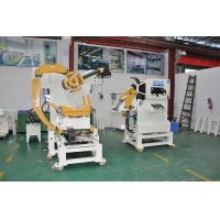 China Unwinding Speed Pneumatic Plane Electronic Feeder / Precision Leveling Equipment on sale