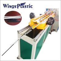 China We Supply The Plastic Flexible Corrugated Pipe Machine on sale