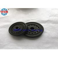 Custom High Temperature Greased Ball Bearings For Trolley Roller Painting Line Manufactures