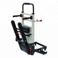 Durable Folding Stair Chair Wheelchair Docking Car Electric For Disabled People Manufactures