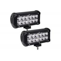 Motor Bicycle Off Road Led Pod Lights 7 Inch 36 Watt ISO CE Certification Manufactures