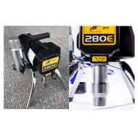 PT280E 525 Nozzle Portable Airless Paint Sprayer With Electrical Pressure Controller Manufactures