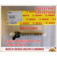 BOSCH genuine and New CR Injector 0445115045 / 0445115046 for HYUNDAI & KIA 33800-3A000