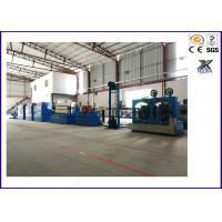 Quality Super Wire And Cable Machinery PLC Triple Layer Tape Wrapping And Sintering for sale
