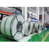 ASTM Standard 304 Stainless Steel Strip , Stainless Steel Cold Rolled Coils Manufactures