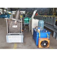 China 16 Stations 2.5mm Rack Upright Roll Forming Machine on sale