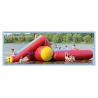 Hot Sale Inflatable Water Sports Equipment with Slide (CY-M2083) Manufactures