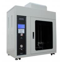 Electrical cable testing equipment SL-7610 Needle Flame Tester Manufactures