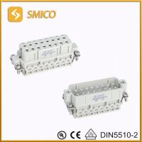 Heavy Duty Connectors industrial multipole connector HA-016 Manufactures