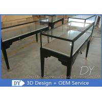 Modern Jewelry Display Counter With Locks Pre - Assembly 1200X550X950MM Manufactures