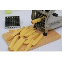 Stainless Steel Patato Slicer Potato Chip Cutter With  Blades easy use sharper food machine stainless steel Manufactures