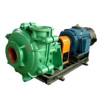 China AH slurry pump mainly used for gold minming industry and coal mine on sale