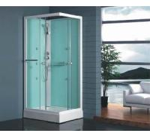China Simple Pratical Shower Cabin (MJY-8073) on sale