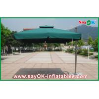 China 190T Polyester Promotional Outdoor Garden Beach Umbrella Whole Sale on sale