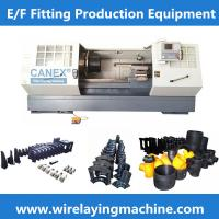 CANEX CNC Electro Fusion Wire Laying Machine - laying wire for electrofusion fittings prod Manufactures