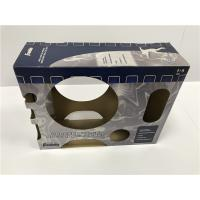 China Collapsible Cardboard Display Boxes For Sports Ball Damp - Proof SGS Certification on sale