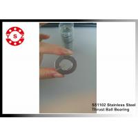 S51102 Single Direction Thrust Ball Bearing 304 440 420 Stainless Steel Manufactures