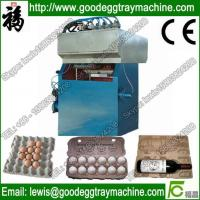 Automatic Chicken Egg Dish Making Machine Quality Egg Tray(FC-ZMG4-32) Manufactures