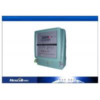 Electronic Power Meter Analog Display PLC Single Phase Solid State / Smart kWh Meter Manufactures