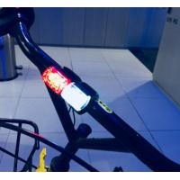 Road Cycling LED Bicycle Lights With Built In 2PCS CR 2032 / 3V Batteries Manufactures