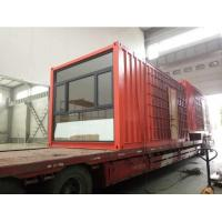 China Customized Living Container House , Flexible Assembly Portable Living Containers on sale