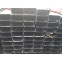 Welded Precision Seamless Steel Pipe / Hollow Rectangular Steel Pipe For Fitness Equipment Manufactures